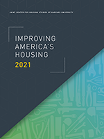 Improving America's Housing 2021 cover