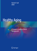 Healthy Aging book cover
