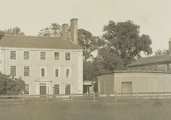 Photo of the Royall House, in Medford MA.